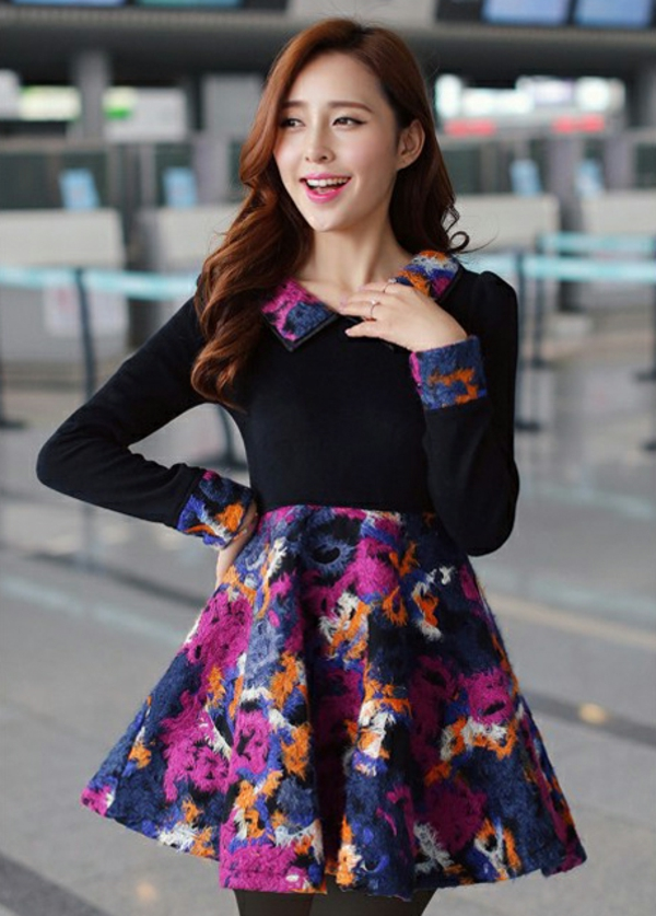 robe-patineuse-une-robe-florale