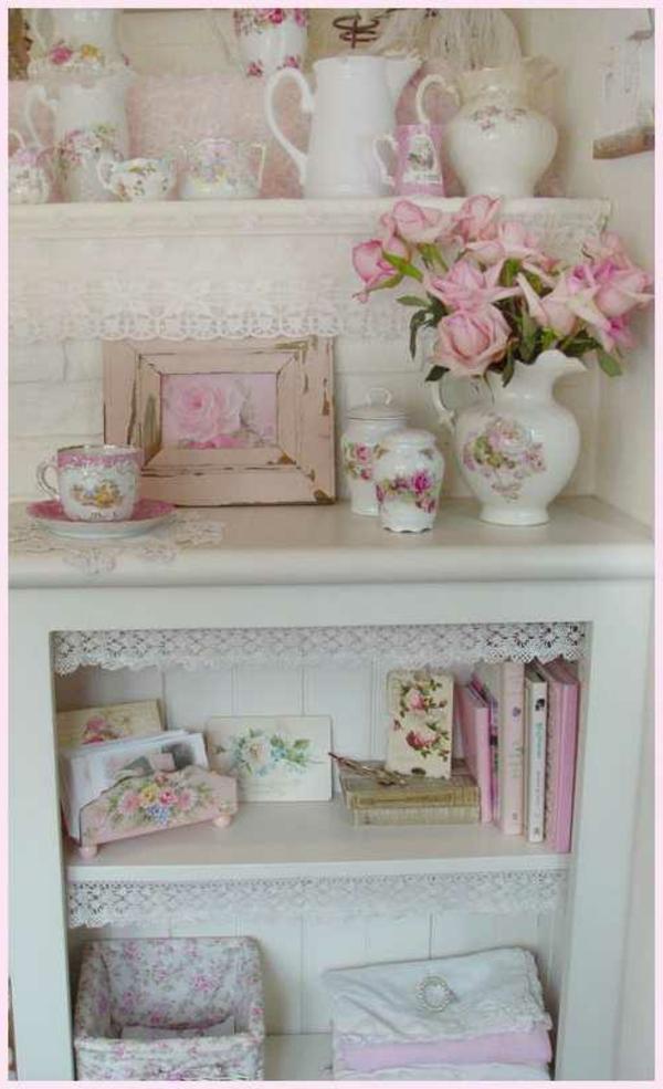 romantique-et-couleur-pastels-pour-l'étagère