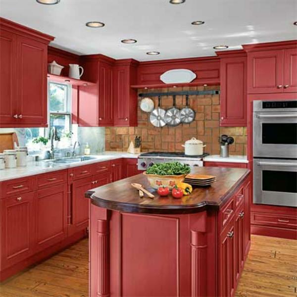 rouge-cuisine-avc-cool-décoration