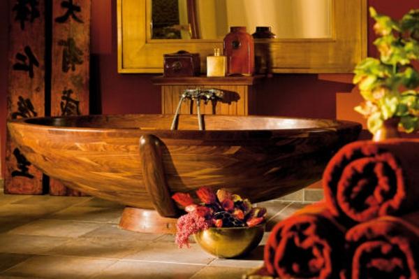 rustique-style-pour-la-deco-de-salle-de-bain