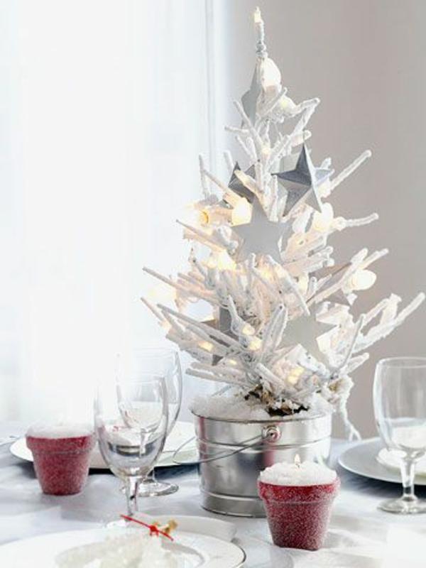 sapin-de-noel-blanc-sapin-de-noel-décoratif