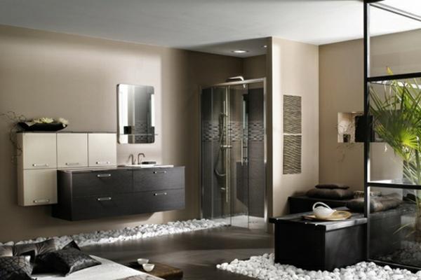 La d co de salle de bain en bois 107 photos for Salle bain spa