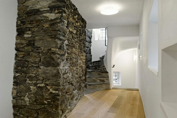 Interieur D Un Maison Futuriste : Le pierre et déco original pour l intérieur