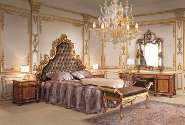 chambre a coucher style baroque conceptions de la maison. Black Bedroom Furniture Sets. Home Design Ideas