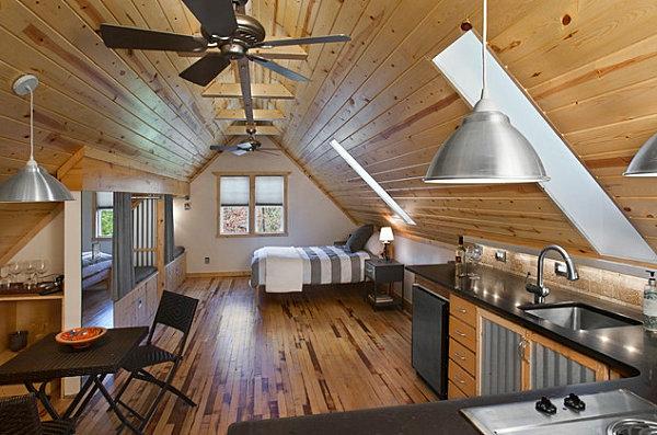suspension-industrielle-intérieur-attique