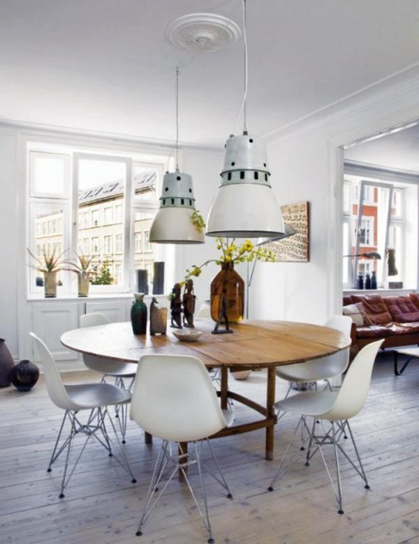 la suspension industrielle un l ment loft d co fantastique. Black Bedroom Furniture Sets. Home Design Ideas