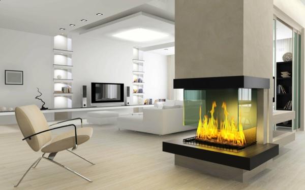L 39 int rieur de la maison contemporaine salon design archzine fr