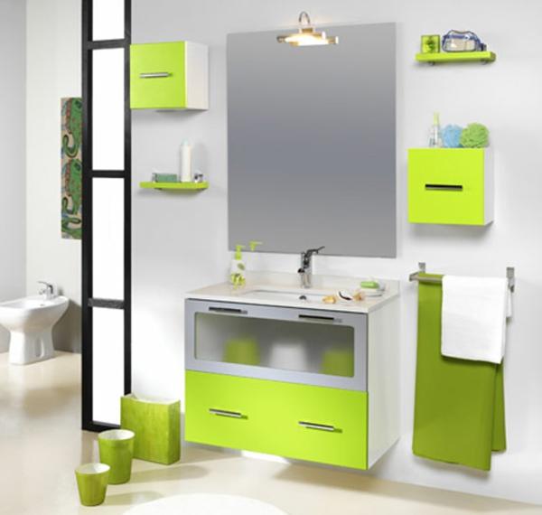 vert-baignoire-idée-dedécoration-pour-la-maison