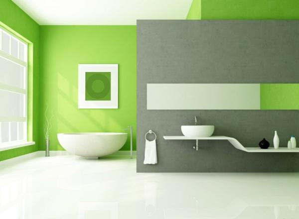 vert-et-banc-salle-de-bain-et-déco-