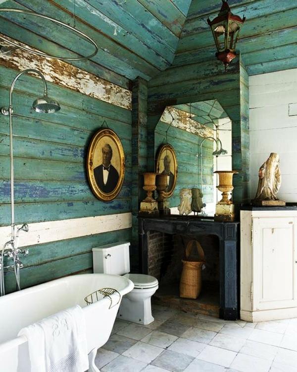 vintage-style-pour-la-sale-de-bain