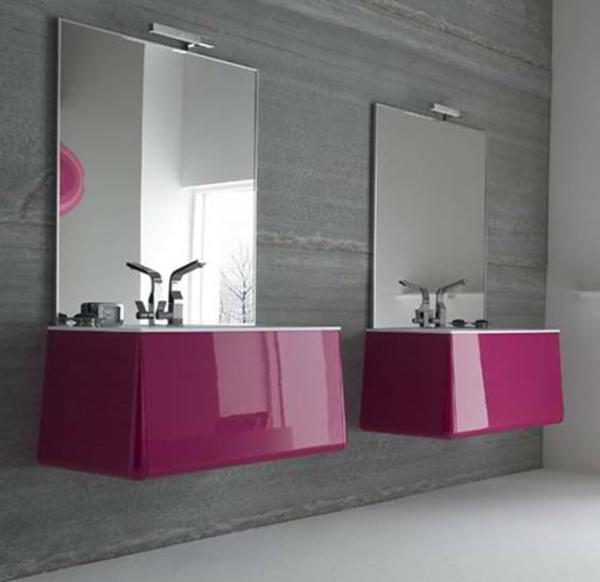 élégant-laqué-ameublement-du-salle-de-bain-avec-douplex-lavabo