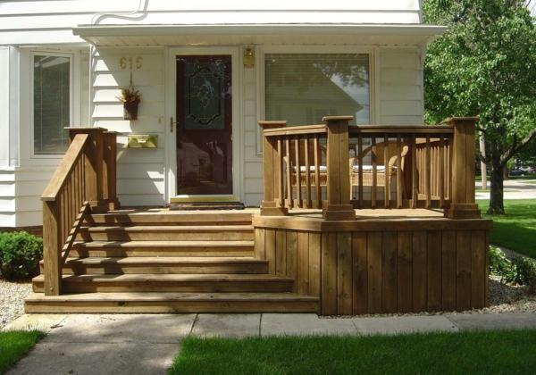 Faire une terrasse en bois composite  Archzinefr