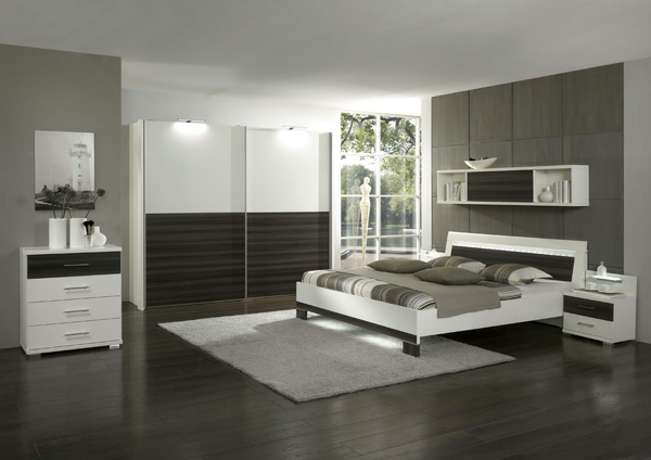 Chambre-à-coucher-contemporaine-