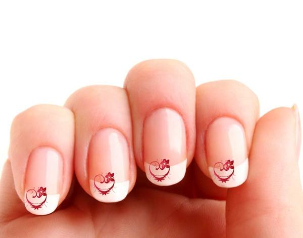 Coeur-Rose-Fushia_exemple-unique-design-pour-la-fete-des-ameureux