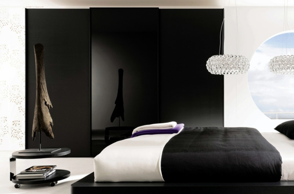 noir-armoire-avec-porte-glisser