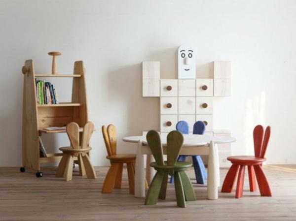 amusantes-chaises-pour-des-enfants-mobilier-denfant-ecologique