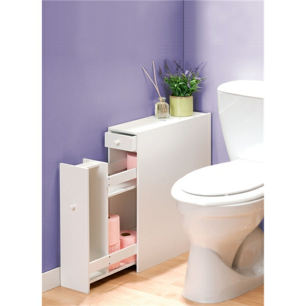 Le meuble wc for Meuble wc castorama