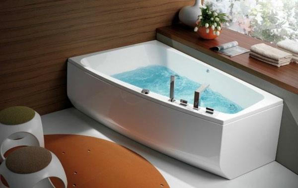 baignoire-asymétrique-baignoire-spa