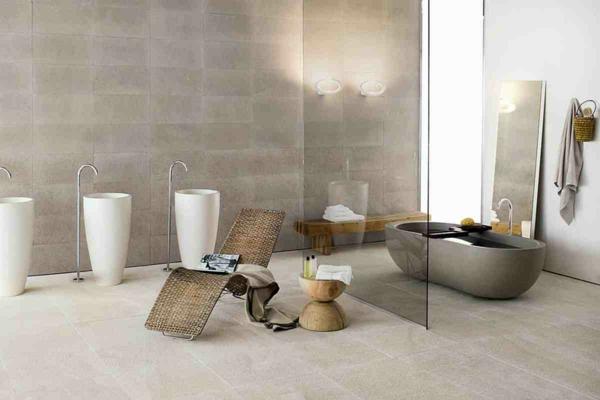 baignoire-asymétrique-grise-en-pierre