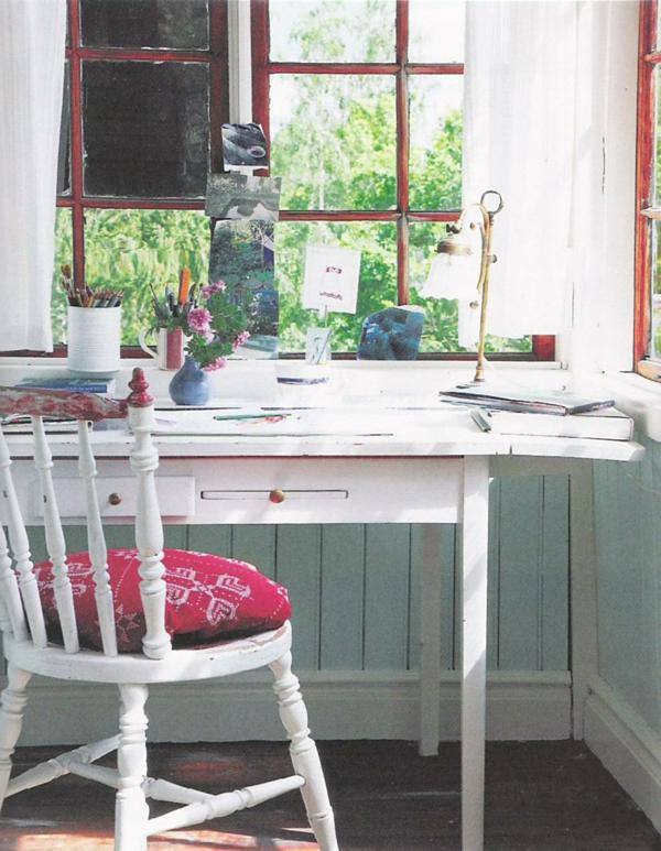 blanc-chaise-n-bois-peinté-pour-votre-confort