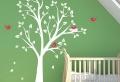 Stickers pour la chambre de bébé – arbre