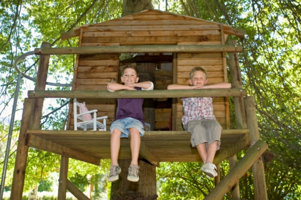 cabane-dans-les-arbres-classique-pour-des-enfants-en-bois