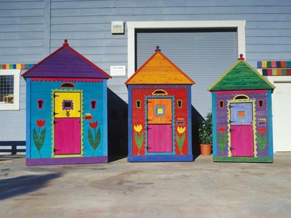 cabane-de-jardin-pour-enfant-cabanes-colorées
