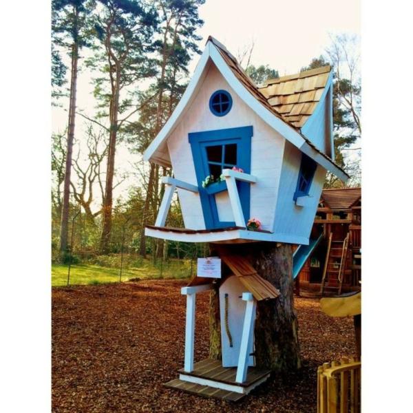 cabane-de-jardin-pour-enfant-idée-amusante-pour-maisonnette-d'enfants