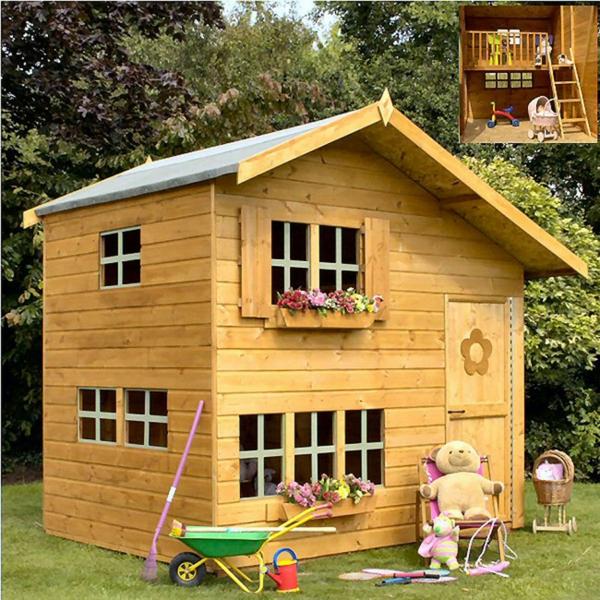 cabane-de-jardin-pour-enfant-maison-d'enfant-sympathique