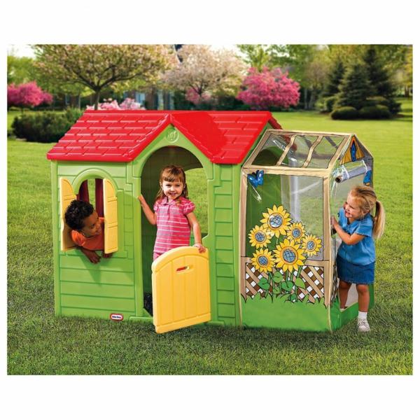 petite maison de jardin en plastique valdiz