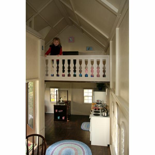 cabane-de-jardin-pour-enfant-maisonnette-ne-deux-étages