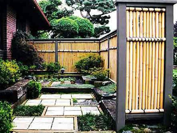 salon de jardin bambou maison design. Black Bedroom Furniture Sets. Home Design Ideas