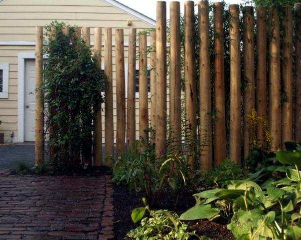 la canisse bambou une cl 244 ture de jardin et 233 cologique archzine fr