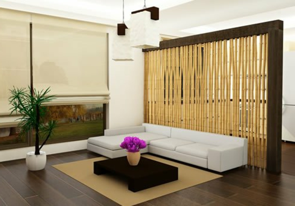 La Canisse Bambou Une Cl Ture De Jardin Jolie Et