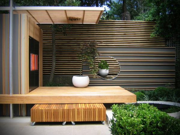 Best Cloture Jardin Contemporaine Images - Design Trends 2017 ...