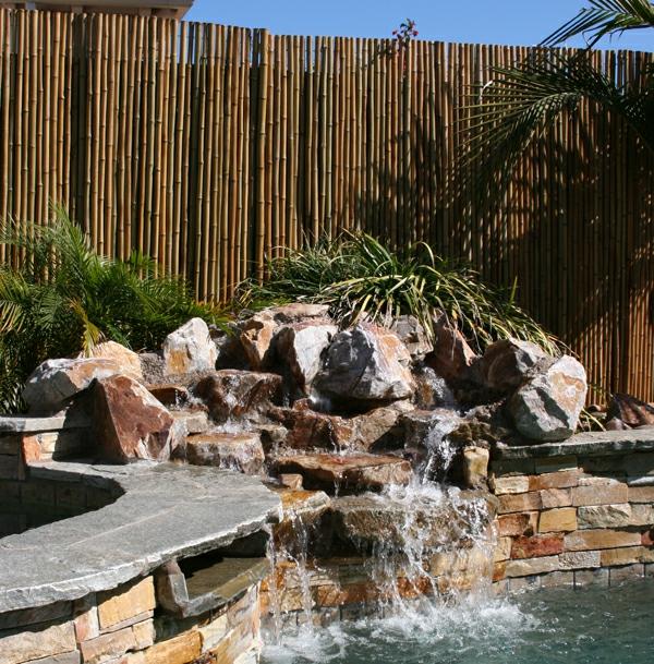 canisse-bambou-un-jardin-avec-piscine