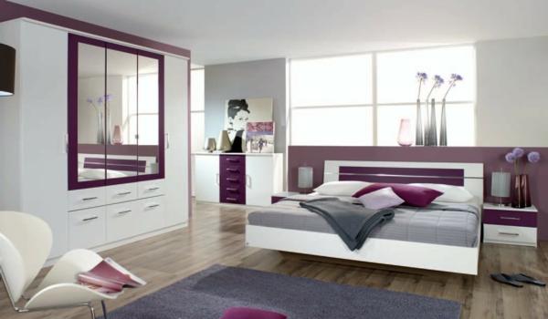 chambre à coucher complète -