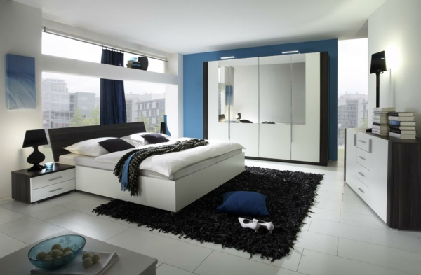 Moderne Chambre Coucher Compl Te