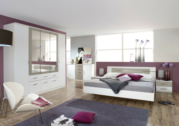 Armoire chambre adulte fly for Chambre complete adulte fly