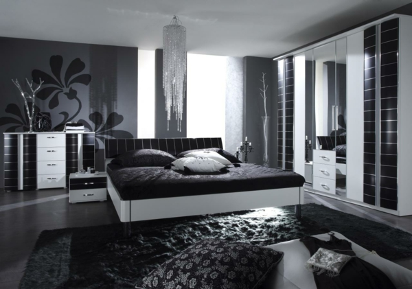 Chambre a coucher new york design de maison design de for Chambre design new york