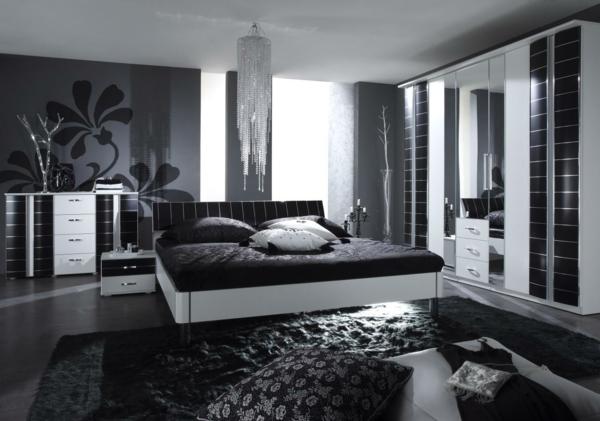 chambre-a-coucher-complète-en-noir-en-style-new-york