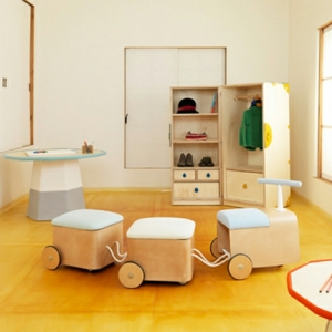 Choisir mobilier d'enfant écologique