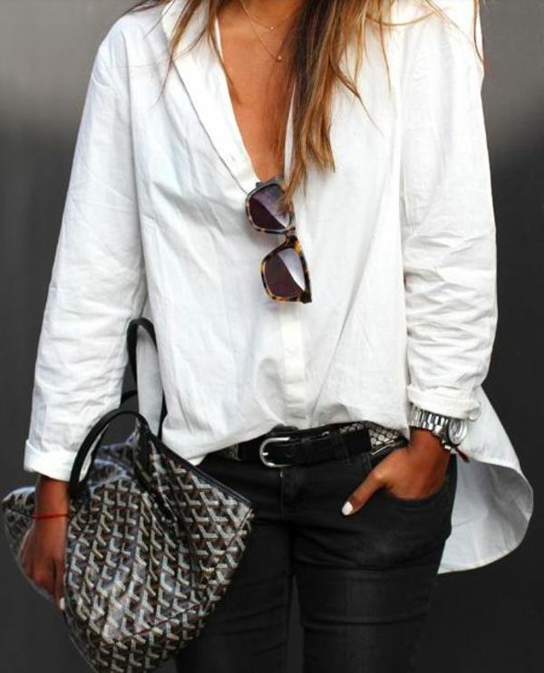 contemporain-design-de-chemise-blanche-longue-en-derière