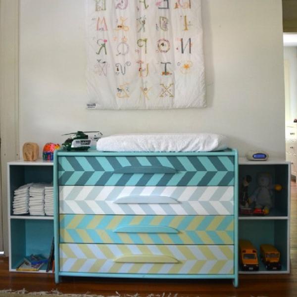 cool-chambre-de-bebe-garçon-décoration-et-design-vintage-contemporain