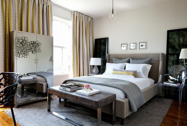 Design avec rideaux du luxe - Rideaux design contemporain ...