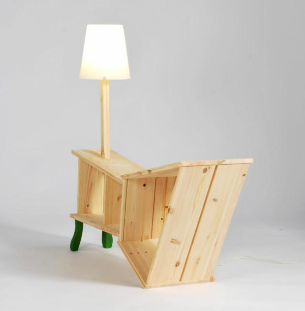 Cool design pour la lampe du bureau for Bureau futuriste