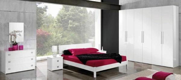 cool-design-de-votre-minialiste-chambre-à-coucher-cool-en-rose