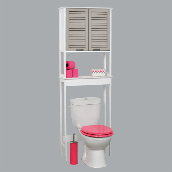 Le meuble wc for Meuble toilette design