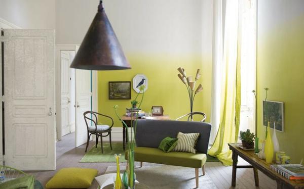 cool-design-pour-une-maison-claire-et-unique-en-blanc-et-vert
