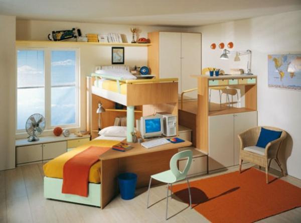 cool-idée-pour-la-décoration-de-la-chambre-d-'enfant